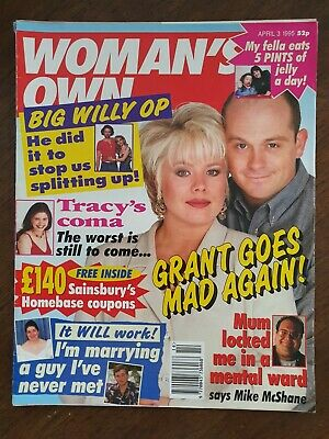 Woman's Own - 3rd April 1995