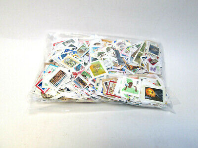 Approximately 520g of Assorted Worldwide Kiloware Stamps on Paper (C)
