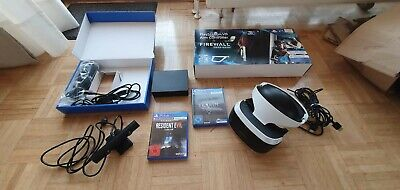 Sony PlayStation Worlds VR Headset Bundle + Camera (Playstation 4 erforderlich)