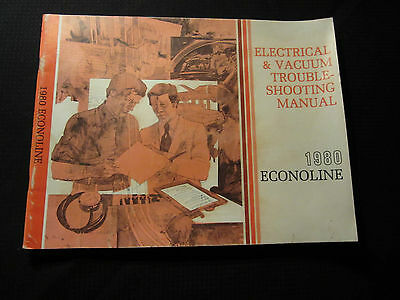 Groovy 1980 Ford Econoline E150 E250 Van Wiring Diagram Schematic Sheet Wiring Digital Resources Funapmognl