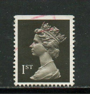 SG 1447 1st Class Booklet Machin 1989 - Fine Used