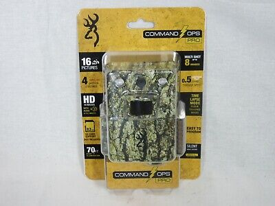 Browning Command Ops Pro 16MP Trail / Game Camera 70ft detection BTC-4P-16