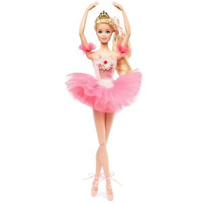 Barbie Ballet Wishes Doll Fashion Tutu Skirt And Satin Top. Pointe Shoes