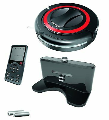 VILEDA 150589 Robot VR 301 Suction robot, round, black,from Germany,free ship W.