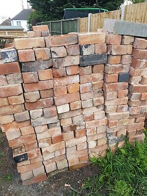 Reclaimed bricks  30p each