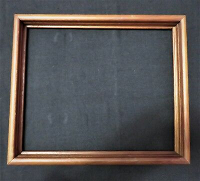 "Vintage 1 1/2"" Deep Wood Picture Frame"