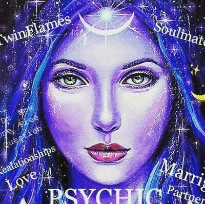 PSYCHIC LOVE AND Relationship Readings - $10 00 | PicClick