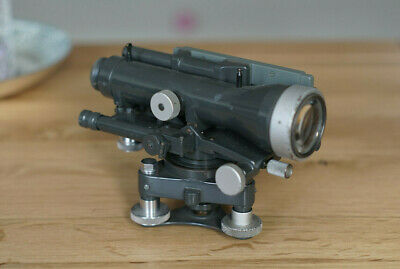 Cooke Troughton & Simms ltd. Engineering Theodolite - Serial No. 38597