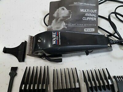 WAHL USA MULTI CUT ANIMAL CLIPPER - Wahl Pet Home Grooming