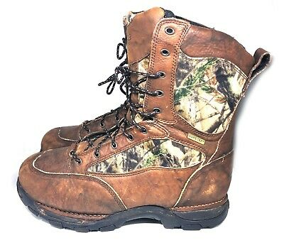 13370f25601 MENS 9 BOOTS 1200 Gram Insulated Hunting Boots Extreme Cold Weather ...