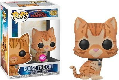 Funko Pop! Captain Marvel (2019) - Goose Flocked #426 Exclusive
