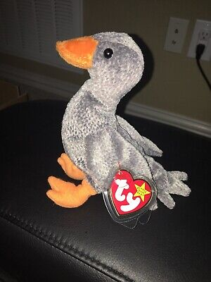 6cd920a1d1a TY BEANIE BABIES Honks (honks The Goose) Original Retired. With ...