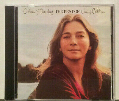 Judy Collins - Colors Of The Day: The Best Of Judy Collins  DCC Gold CD