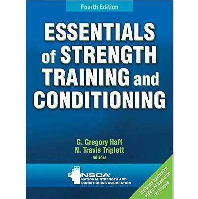 Essentials of Strength Training & Conditioning 4th Edition by NSCA-Nati {P D F}