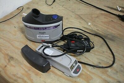 3M Versaflo HE Filter TR-300 PAPR Respirator W/ Battery& Charger