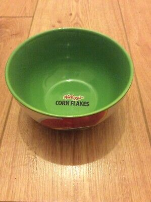 Vintage Kellogg's cereal bowls Corn Flakes Brand New From Around 2001