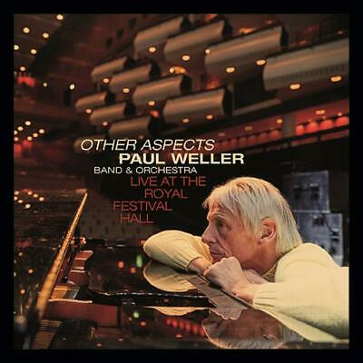 Paul Weller Other Aspects Live At The Royal Festival Hall New 2 CD & DVD Box Set
