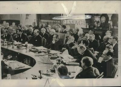 1936 Press Photo London, England-Meeting of the League of Nations - mjx73051