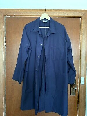 vintage King Gee navy chore coat to fit 97cm chest