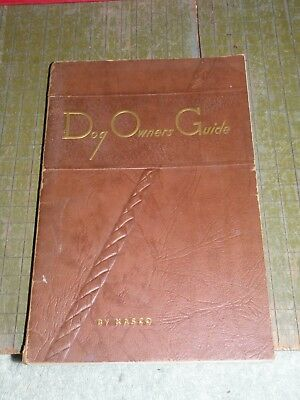 Dog Owners Guide by Kasco Mills 1950