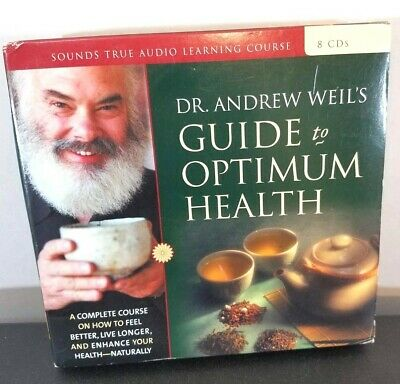 Dr. Andrew Weil's Guide To Optimum Health Audiobook