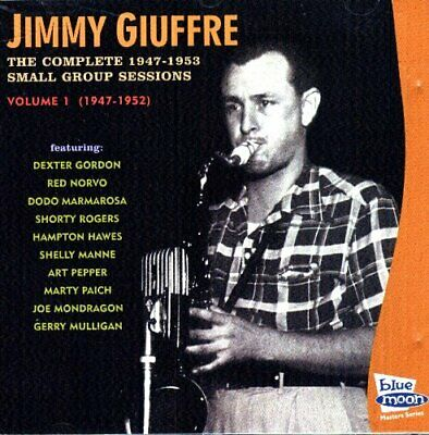 Jimmy Giuffre - Vol. 1 1947-1952 - Jimmy Giuffre CD I1VG The Cheap Fast Free The