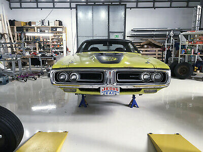1971 Dodge Charger Super Bee SURVIVOR Erstlack / Original Paint