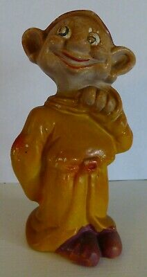 RARE 1930s Wade Cellulose finished Disney Dopey from Snow White