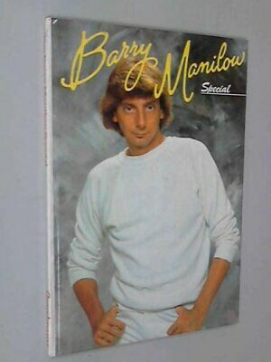 Barry Manilow by Bev   Gilligan Book The Fast Free Shipping