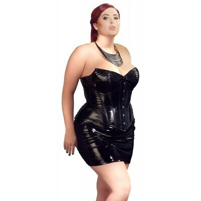 Black Level Lack Rock tailles confortables sexy intime body bodystoking plus siz