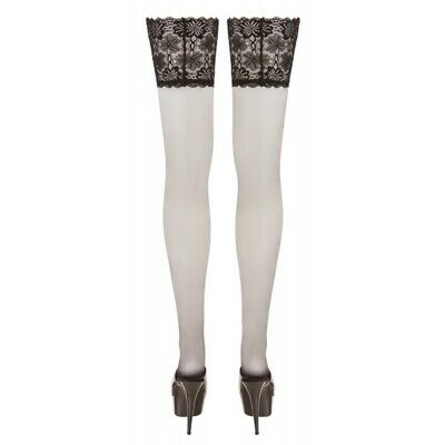Cottelli Collection Stockings taglie comode tailles confortables sexy intime bod