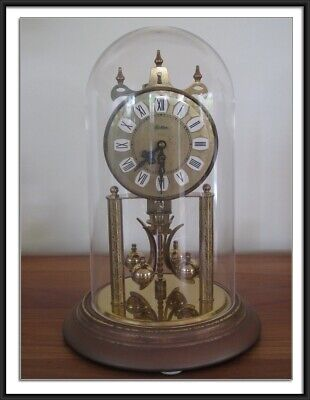 Haller Vintage Standard Size 400 Day Anniversary Clock – Running Perfectly