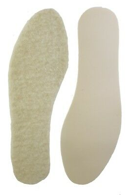 Thermal Latex foam Insoles 2 Pair Pack size UK 10-11 Euro 44-45