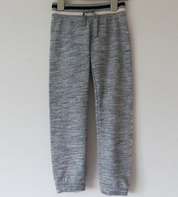 BNWT GAP Girls Fantastic Cotton Rich Jogging Bottoms/Trousers Size 6-7 yrs, New
