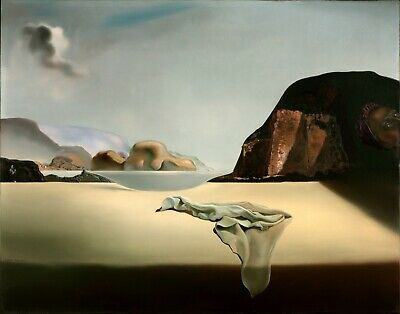 F-593 Elephant Salvador Dali Abstract Hot Poster 36 27x40in Art Print