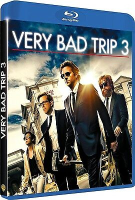 Blu Ray  // VERY BAD TRIP 3 // Cooper - Galifianakis - Helms - NEUF sous blister