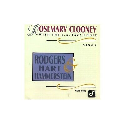 Rosemary Clooney - Sings Rogers/Hart & - Rosemary Clooney CD IBVG The Cheap Fast