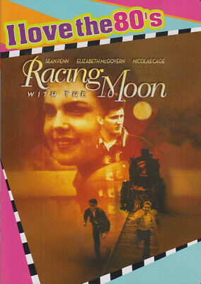 Racing with the Moon (I love the 80's) New DVD