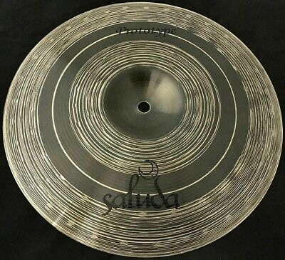 "8"" Saluda Prototype Mini-China Splash Cymbal"