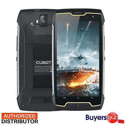 Rugged Smartphone 16GB Android CUBOT KINGKONG Quad Core Dual Sim 5 Inch UK Spec