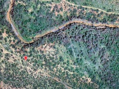 11.031 Acre West Texas Ranch Beaver Creek On Property ! No Limits To Build !