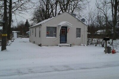 2 Bedroom Home In Flint Michigan | No Reserve