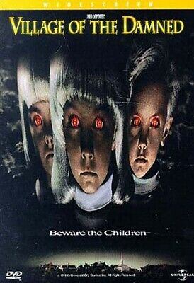 Village Of The Damned Nuovo DVD