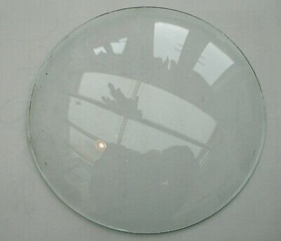 Old clock glass, good condition. convex.