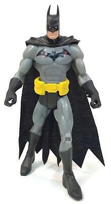 "Batman 6"" Action Figure Zip line Comic Book Jim Lee Style DC Mattel 2003 DC"
