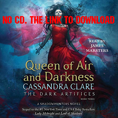 Queen of Air and Darkness by Cassandra Clare [AUDIOBOOK]