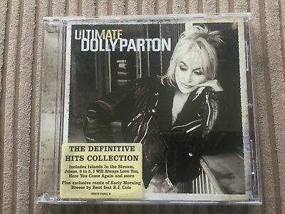 Ultimate Dolly Parton - The Definitive Hits Collection Cd Album