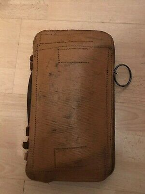 GPO British Telecom Leather Tool Wallet Case No.3