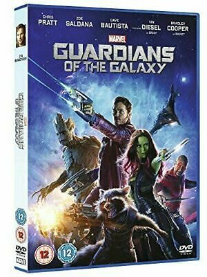Guardians Of The Galaxy [DVD] [2014] MARVEL