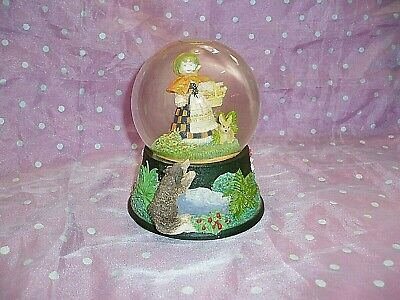 """""""LITTLE RED RIDING HOOD MUSICAL SNOWGLOBE"""", Heroines of the Fairy Tale Forest"""